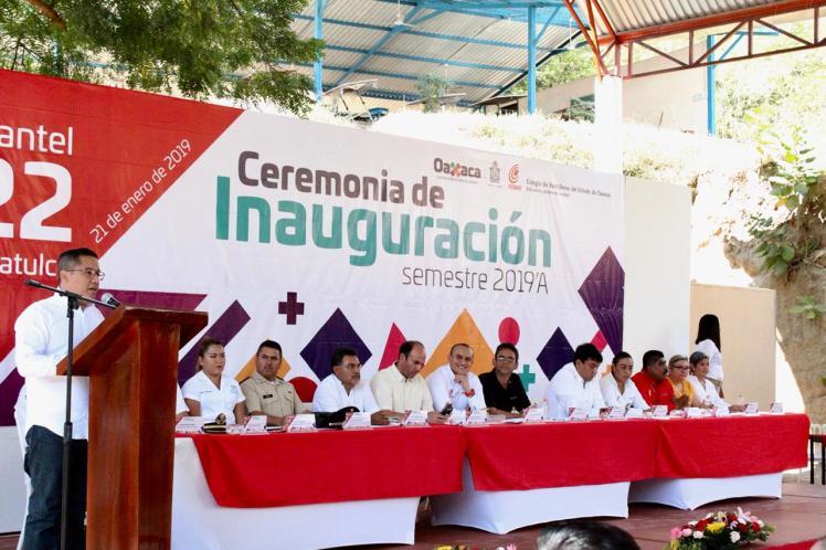 ceremonia de inauguración 2