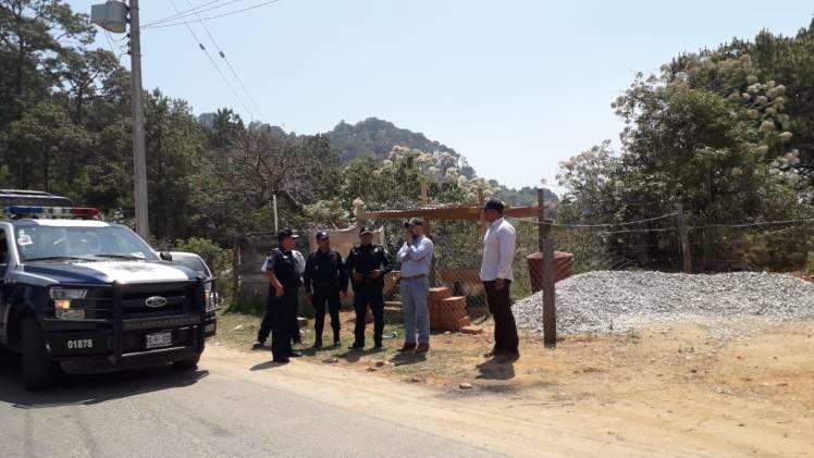 Activo Operativo de seguridad en los municipios de Santa Catarina Juquila y Santiago Yaitepec (2)