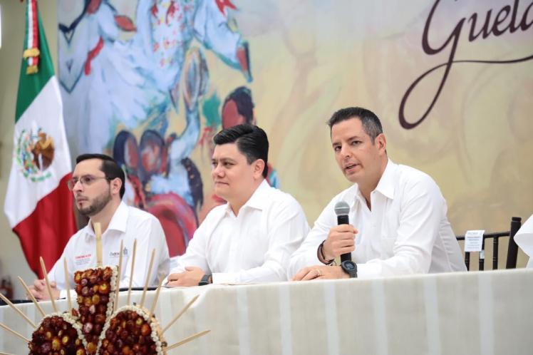 AMH PRESENTACIÓN GUELAGUETZA 09