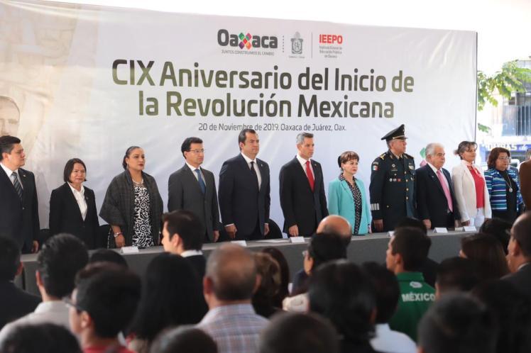 AMH- Ceremonia Inicio Revolución Mexicana (2)