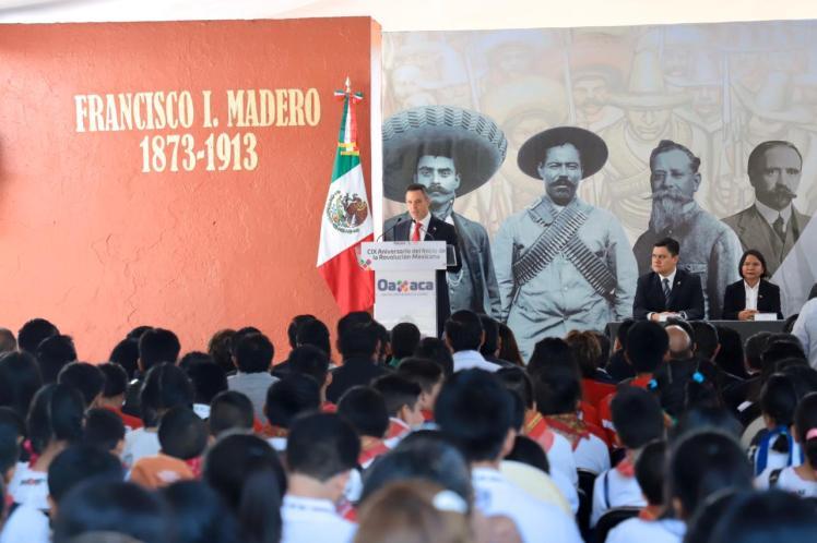 AMH- Ceremonia Inicio Revolución Mexicana (4)