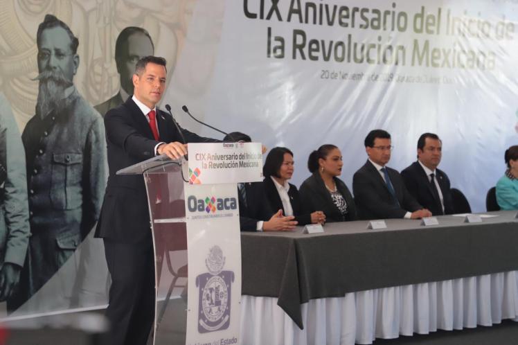 AMH- Ceremonia Inicio Revolución Mexicana (5)