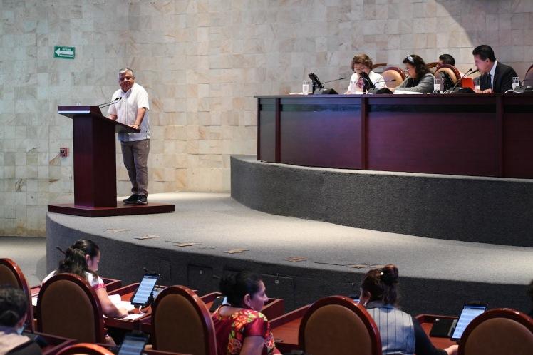 BOLETÍN 5 FEB Congreso reconoce identidad tacuate como el 16° pueblo indígena, en OaxacahatsApp Image 2020-02-10 at 13.20.26-2