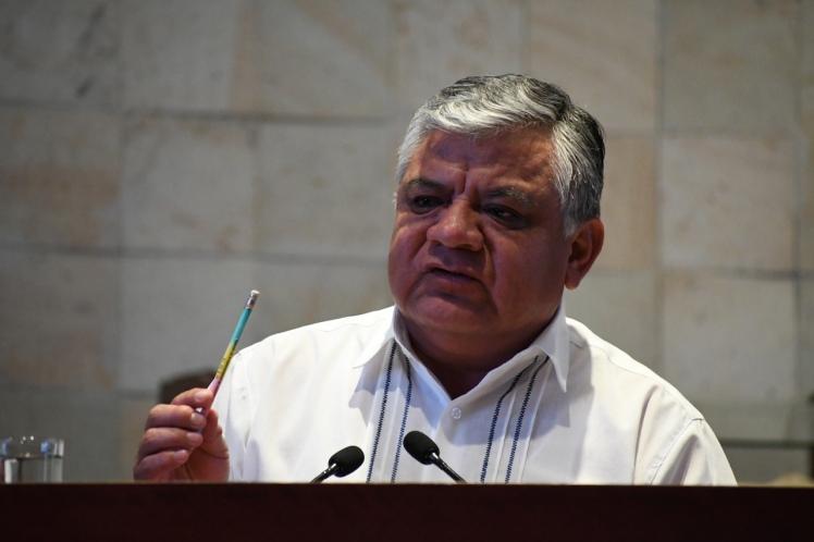 BOLETÍN 5 FEB Congreso reconoce identidad tacuate como el 16° pueblo indígena, en OaxacahatsApp Image 2020-02-10 at 13.20.26
