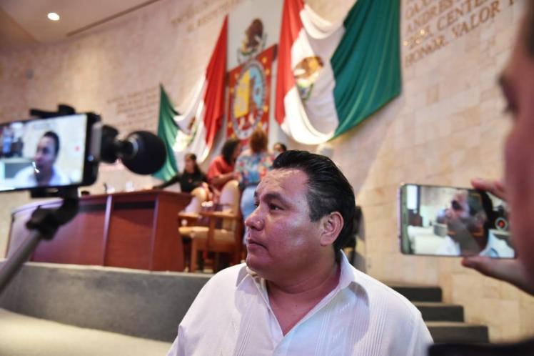 Pdte del Congreso de Oaxaca