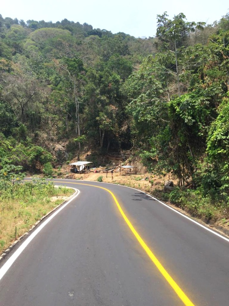 CAO-Carretera a Puerto Escondido