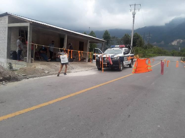 Totontepec Villa de Morelos, ejemplo de organización para enfrentar al COVID-19 (1)