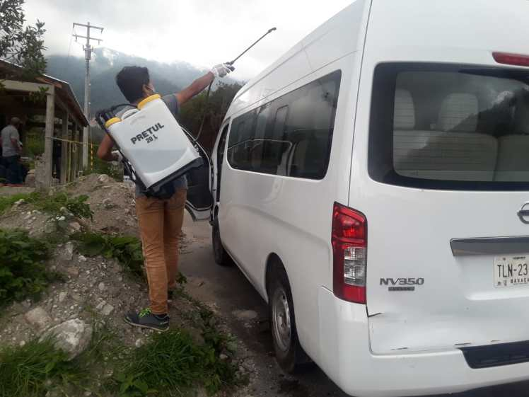 Totontepec Villa de Morelos, ejemplo de organización para enfrentar al COVID-19 (5)